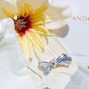 🎉Flash Sale🎉 Pandora Brilliant Bow Charm